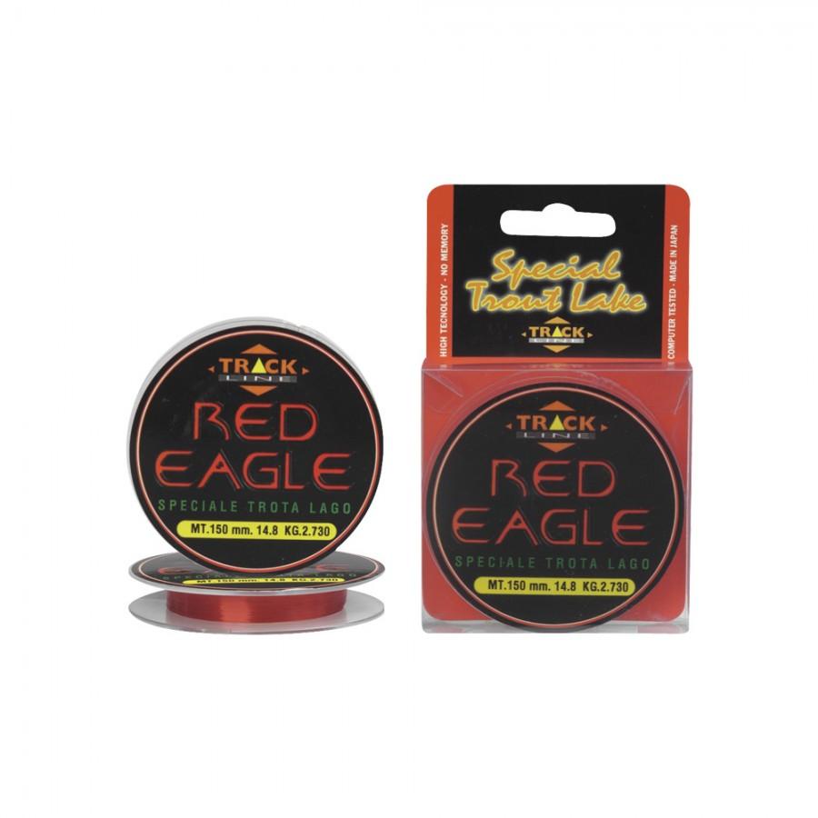 Πετονιά Track Red Eagle