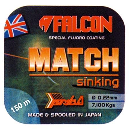 falcon-match-sinking-150m-