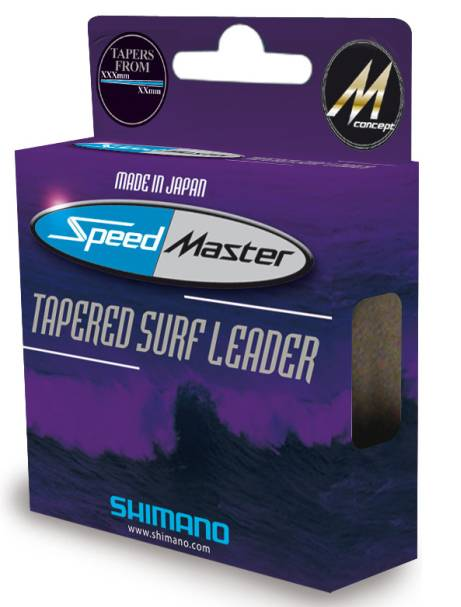 SHIMANO SOCK LEADER TAPERED