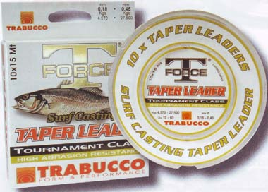 TRABUCCO_taper_leader