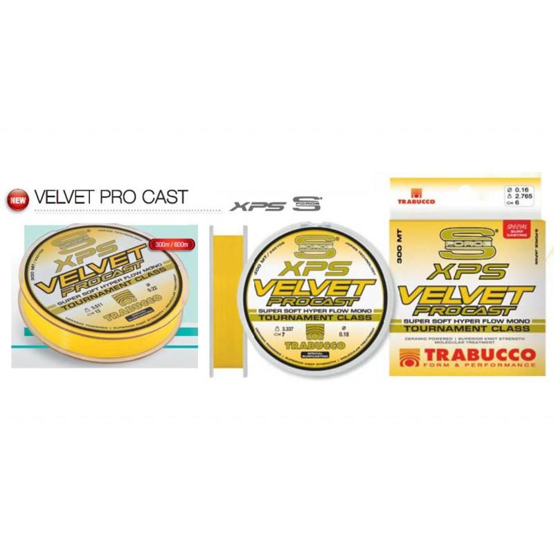 trabucco xps velvet procast