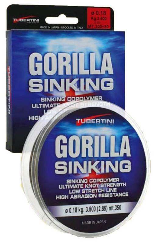 tubertini gorilla-sinking