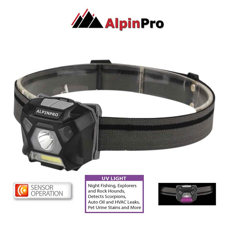SensorPlusUV-flashlight-head-light-AlpinPro