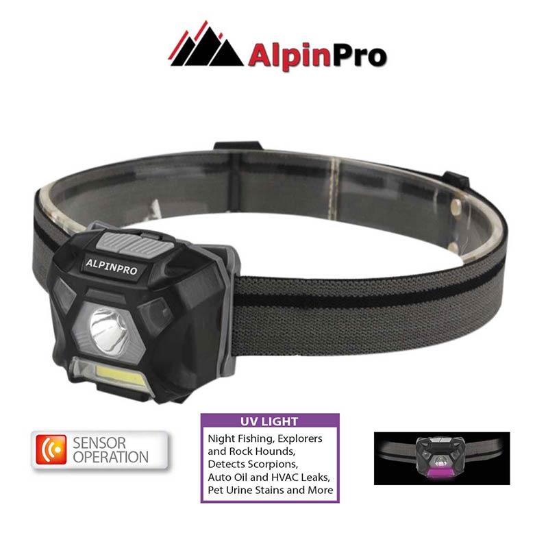 SensorPlusUV-flashlight-head-light-AlpinPro