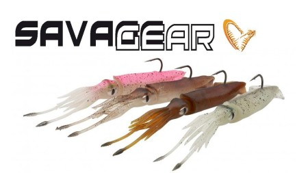 SavageGear 3D Swim Squid
