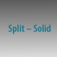 Split – Solid