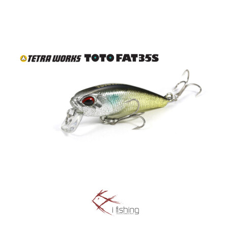 Duo Tetra Works TOTO FAT 35S