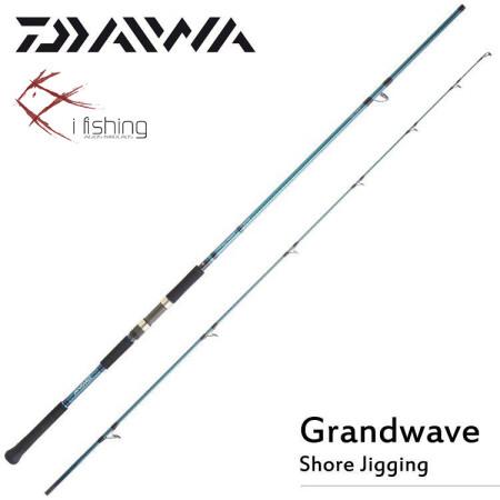 Καλάμι Daiwa Grandwave Shore Jigging