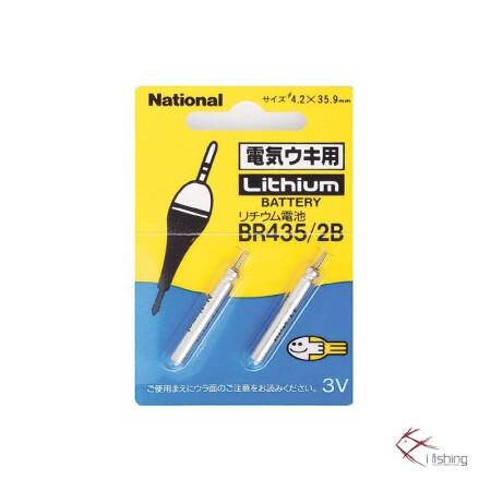 Μπαταρίες Λιθίου 3v National Br435