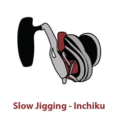 Μηχανισμοί Ψαρέματος Slow Jigging - Inchiku