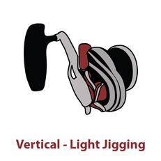 Μηχανισμοί Ψαρέματος Vertical Jigging - Light Jigging