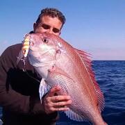 Ψάρεμα slow jigging σε δύσκολες συνθήκες θάλασσας