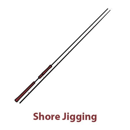 Καλάμια Shore Jigging